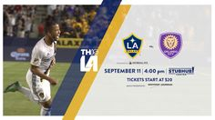LA Galaxy travel to face Real Salt Lake in midweek match then host Orlando City SC on Sunday | Weekly Schedule