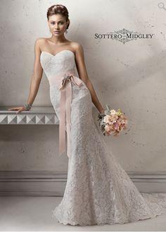 Sottero and Midgley 'Jennifer' size 8 new wedding dress - Nearly Newlywed