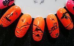 nails by Barbara Haught