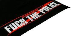 Motyw kibicowski na czapce 'Fuck The Police' ---> Streetwear shop: odzież uliczna, kibicowska i patriotyczna / Przepnij Pina!