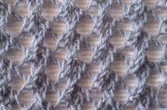 Ścieg kolczuga - ścieg, którym wkonana jest chust Butterfly Effect (Efekt motyla) Knitting Stitches, Knitting Patterns, Knit Crochet, Sweaters, Tutorial, Anna, Fashion, Stitches, Flower Crochet