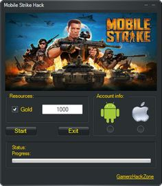 New Mobile Strike Hack (Android/iOS) download updated. Mobile Strike Hack…