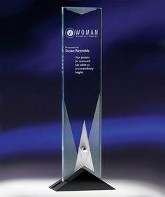 Executive Glass Award
