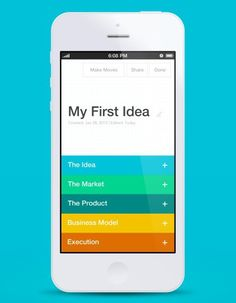 Got a killer startup idea? Elevatr's app will help you build it — and connect you to devs, designers,andmore