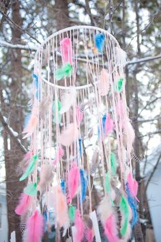 Art/Crafty/Awesome! Making this (or something like it) for baby girl's room :)