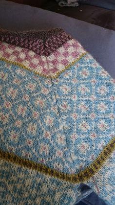 Ravelry: Project Gallery for Wiolakofta pattern by Kristin Wiola Ødegård Fair Isles, Fair Isle Pattern, Fair Isle Knitting, Ravelry, Ipad, Blanket, Patterns, Crochet, Projects