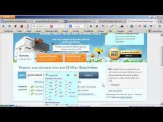 ▶ Domainnamen mit Webhosting verbinden - YouTube http://ecom-akademie.com/domainnamen-registrieren/