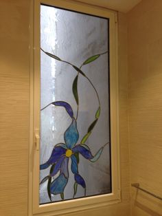 Galerie : Vitraux d'Art Vanessa Dazelle Double Vitrage, Deco, Stained Glass, Glass Art, Mosaic, Projects To Try, Creations, Windows, Lightbox