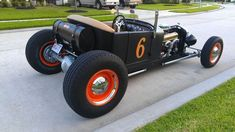 hot rod t bucket roadster | 1927 Ford Model T Roadster Custom Hot Rod Rat T Bucket on 2040-cars
