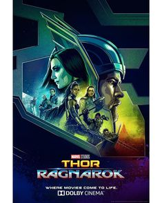 Thor is back to Asgard, with new adventures, along with our green hero, Hulk. And so we are here with amazing printable Thor Ragnarok Poster collection. Poster Marvel, Marvel Dc Comics, Marvel Avengers, Films Marvel, Marvel Movie Posters, Cinema Posters, Marvel Art, Marvel Heroes, Film Thor Ragnarok