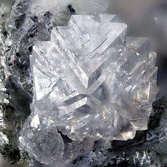 Gismondine from Caspar quarry, Bellerberg volcano, Germany