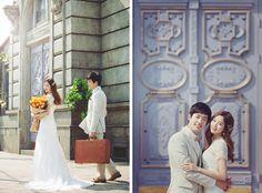 Korean Studio Pre-Wedding Photography: 2016 Whimsical Collection by Bong Studio on OneThreeOneFour 3