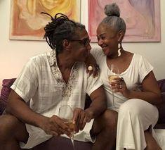 Black Love Couples, Black Love Art, Hot Couples, Beautiful Couple, Black Is Beautiful, African Love, African Art, Mature Love, Ebony Love