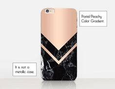 Pastel Marble Print Phone Case iPhone 7 Case iPhone 7 by CRCases