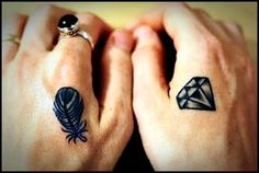 Here you will get 50 best small tattoo designs. Easy tattoo designs where you can find numerous styles and arts for neck, back, chest and hand tattoos. Girly Tattoos, Cool Small Tattoos, Little Tattoos, Love Tattoos, Beautiful Tattoos, Tatoos, Bff Tattoos, Hand Tattoos, Juwel Tattoo