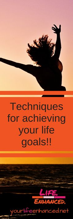 How to achieve your goals with visualization techniques! yourlifeenhanced.net