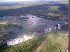 Rio Zambezi Zambia, Victoria Falls