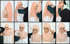 Hey, I found this really awesome Etsy listing at https://www.etsy.com/listing/236580856/express-hijab-with-bun-code-pts-0001