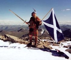 Traditional Scottish Claymore