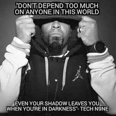 don't depend too much on anyone in this world... ^S^❤