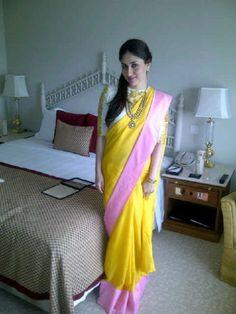 Kareena Kapoor in Masaba and Amrapali Jewels
