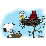What's cookin,  Woodstock?