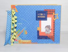 Baby girl album baby scrapbook custom photo album baby memory book baby boy scrapbook album personalized photo album first negle Gallery