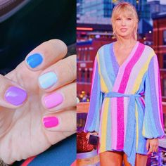 In seek out some nail styles and some ideas for your nails? Here is our list of must-try coffin acrylic nails for modern women. Taylor Swift Nails, All About Taylor Swift, Taylor Swift Hot, Taylor Swift Drawing, Cute Acrylic Nails, Cute Nails, Pretty Nails, Facial For Dry Skin, Celebrity Nails