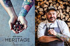 Kitchen Vignettes by Aubergine: Sean Brock's New Cookbook