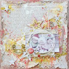 Love & Joy - Scrapbook.com