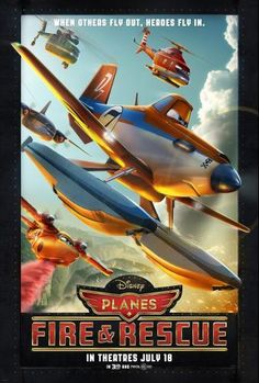 High resolution official theatrical movie poster ( of for Planes: Fire & Rescue Image dimensions: 1381 x Directed by Roberts Gannaway. Starring Dane Cook, Ed Harris, Julie Bowen, Curtis Armstrong Julie Bowen, Hd Movies, Disney Movies, Watch Movies, Movies Free, Pixar Movies, Disney Stuff, Free Films, Movies 2014
