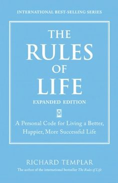 """""""The Rules of Life""""  (http://archway.searchmobius.org/record=b1634558~S3*eng)"""
