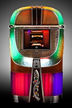 Jukeboxes on Behance