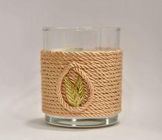 Handmade Candles, Shot Glass, Tableware, Decor, Dinnerware, Decoration, Tablewares, Decorating, Dishes