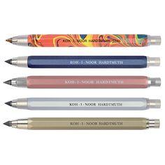 Ołówki Mechaniczne Koh-i-noor 5340 5,6 mm Kubus