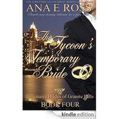 Book 4 of the Billionaire Brides of Granite Falls series.