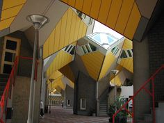 rotterdam netherlands cube houses - Google Search