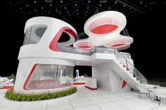 Turkish Pavilion @ ATM by Muhammad Afsal at Coroflot.com
