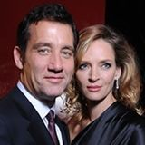 Clive Owen and Uma Thurman