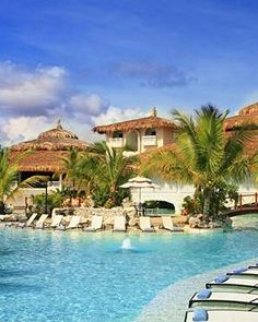 Cofresi Palm Beach & Spa Resort All Inclusive (Puerto Plata, Dominican Republic).  Leaving this week!!!!