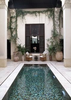 I'd like one in my small yard; plunge pool