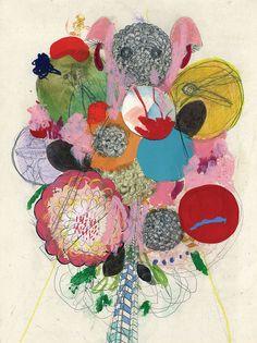Untitled (mushrooms), 2012.