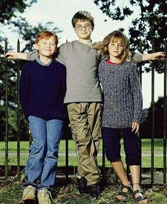 Esses Três ❤