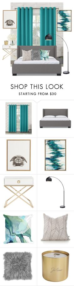 """""""Room Decor"""" by ivana-trejo ❤ liked on Polyvore featuring interior, interiors, interior design, home, home decor, interior decorating, Sun Zero, Safavieh and Jay Import"""