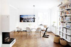 A harmonious Swedish space
