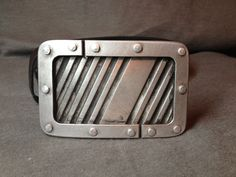 Items similar to Aluminum Threshold Laminated Belt Buckle on Etsy Belt Buckles, Soap, Metal, Belt Buckle, Metals, Soaps