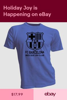 3a4af220e T-Shirts Clothing Shoes  amp  Accessories  ebay Fc Barcelona