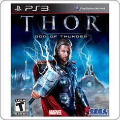 chegou: PS3 Thor God of Thunder R$79.90