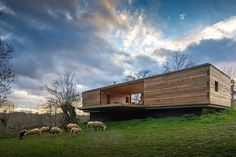 Photo via Churtichaga+Quadra-Salcedo Architects via Home Adore When Madrid-based architect couple Josemaria Churtichaga and Cayetana de la Quadra-Salcedo want to escape their fast-paced life in the Spanish capital, they prefer...