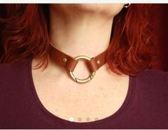 Collar with ring